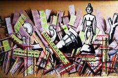 Street Art. Royalty Free Stock Photos