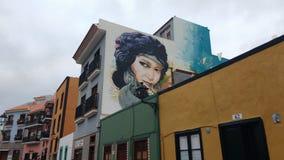 street_art 免版税库存照片