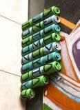 Street Art - Barcelona Royalty Free Stock Photography