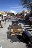Street Art Festival in Lake Worth Florida Stock Image