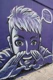 Street Art in Georgetown Stock Images