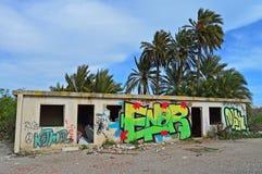 Street Art Graffiti Stock Images