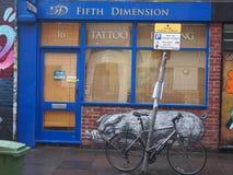 Street art. London street art , graffiti Royalty Free Stock Photos