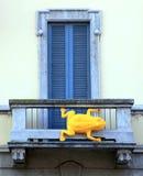 Street art, Milano Royalty Free Stock Photos