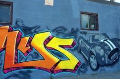 Street art Montreal Stock Photography