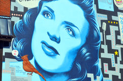 Street Art royalty free stock photos