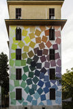 Street art murals in rome for 999contemporary gallery Royalty Free Stock Images