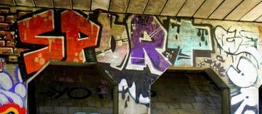 Street art - sport Stock Images