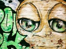 Street Art Royalty Free Stock Photography