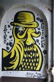 Street Art Streetart in Malaysia. Street Art in the Streets of Malaysia Royalty Free Stock Photos