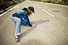 Street Artist Stock Photos