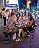 Street artist Stock Photos