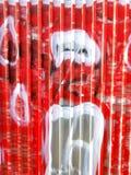 Graffiti. Street arts art in prague, sprayed works of street artists, painting on corrugated sheet metal stock photography