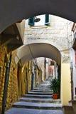 Street as Stairway Royalty Free Stock Image