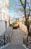 Street of Athens, Greece Stock Photography