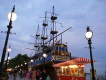 Street attractions in Golden Dands. Stock Image