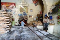 Street bakery Stock Photos