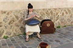 Street band - Paris Royalty Free Stock Images