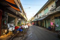 Street of Bangkok Stock Photos
