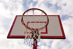 Street Basketball basket Stock Photography