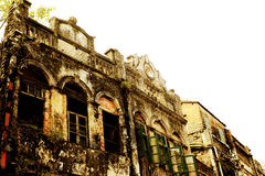 Street in Beihai Royalty Free Stock Photos