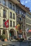 Street in Bern Royalty Free Stock Photos