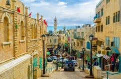 The street of Bethlehem Royalty Free Stock Photography