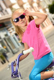 Street bike Royalty Free Stock Images
