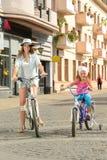 Street bike Royalty Free Stock Photography