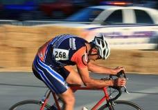 Street bike racer Stock Photos