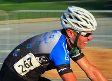Street bike racer Stock Photo