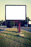 Street billboard Stock Photography