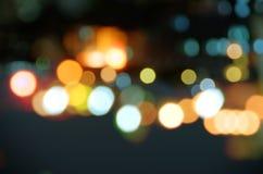 Street blur Stock Images
