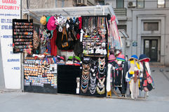 Street boutique Stock Photo