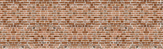 Street with brick wall background 01 Stock Images