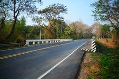 Street bridge Stock Images