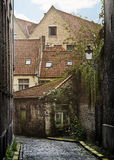 Street in Bruges Royalty Free Stock Image