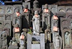 Street Buddha Jizo statue Kanazawa Japan Royalty Free Stock Image