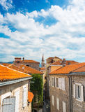 Street of Budva, Montenegro Stock Photography