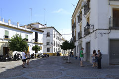 Street in Córdoba, Spain Stock Photo