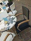 Street cafe Stock Photos