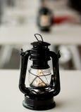 Street Cafe Lantern Stock Photos
