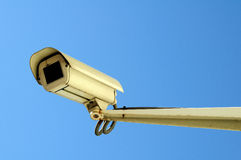 Street camera Royalty Free Stock Image