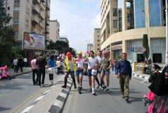 Street carnival Stock Photo