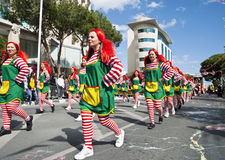 Street carnival Stock Photography