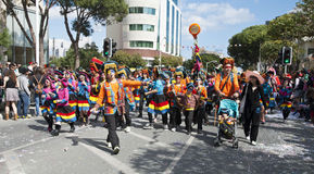 Street carnival Stock Photos