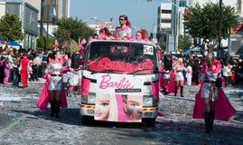 Street Carnival parade Stock Photo