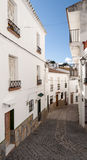 Street of Casares Royalty Free Stock Photo