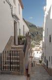 Street of Casares Stock Photos