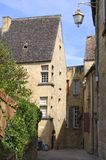 A street in the center of Sarlat Stock Photo